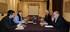 El lehendakari se ha reunido en Madrid con la CIV para mostrarles su apoyo