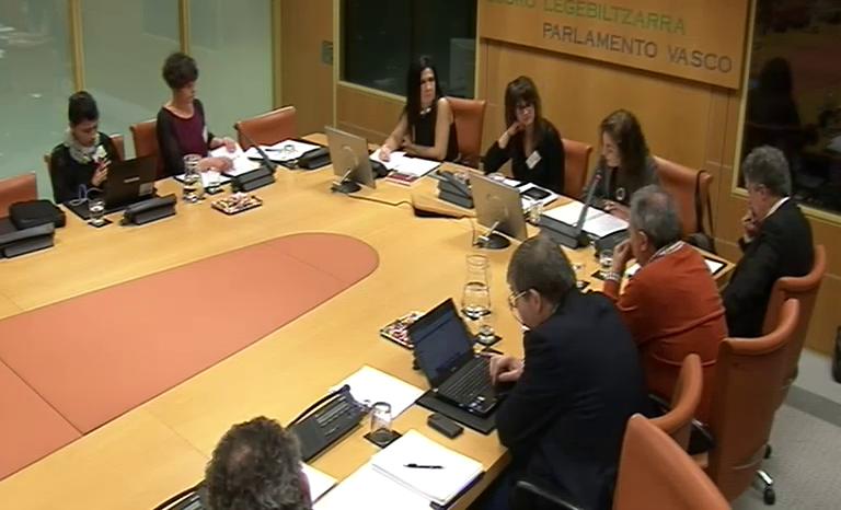Comisión de Cultura, Euskera, Juventud y Deporte (5/3/2014)