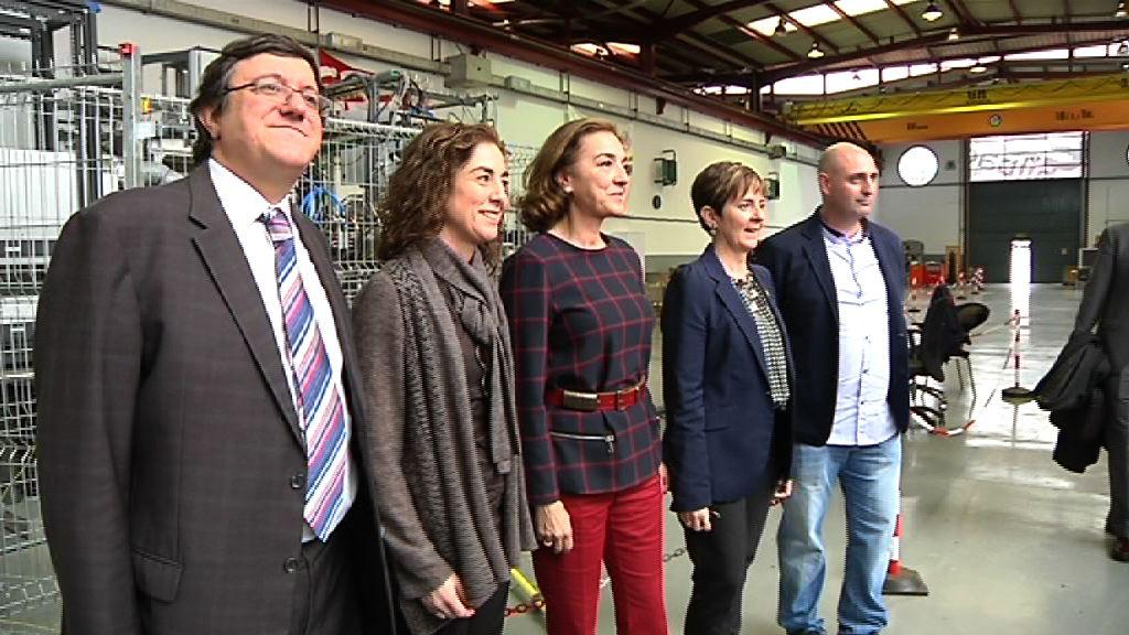 ESS  Bilbao presenta a sus nuevos directores y da a conocer el nuevo marco de relación con Lund [28:35]
