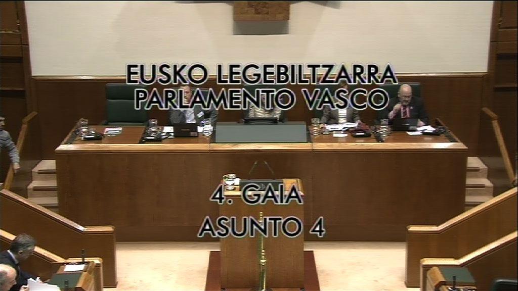 Pregunta, Borja Sémper, grupo Popular Vasco, ponencia autogobierno [9:05]