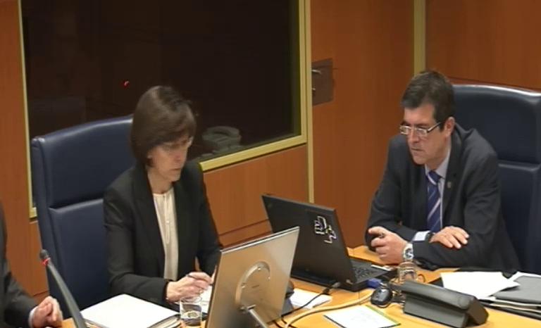 Disminuye el número de delitos y faltas en Euskadi en 2013 e incrementan las infracciones cometidas a través de internet [131:43]
