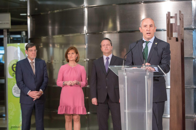 Vitoria-Gasteiz, primera capital vasca en poner en marcha la Nueva Oficina Judicial [12:30]