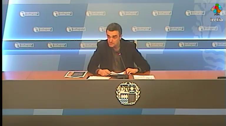 Jonan Fernandezek Bakea eta Bizikidetzari buruzko 54. Euskal Soziometroa aurkezten du [27:35]
