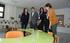 Cristina Uriarte inaugura el nuevo edificio del centro Toki Alai de Irún
