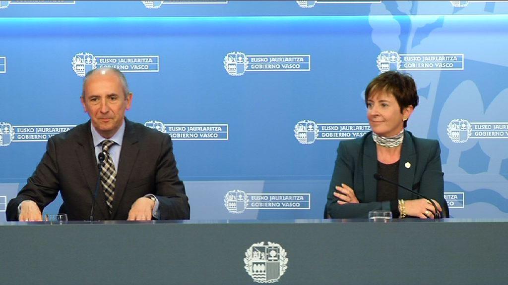 El Gobierno Vasco aprueba el programa Global Lehian de apoyo a la internacionalización de empresas [45:25]