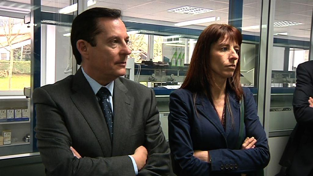 Una delegación de La Rioja visita Euskadi para conocer la estrategia y sistema vasco de I+D+i [1:30]
