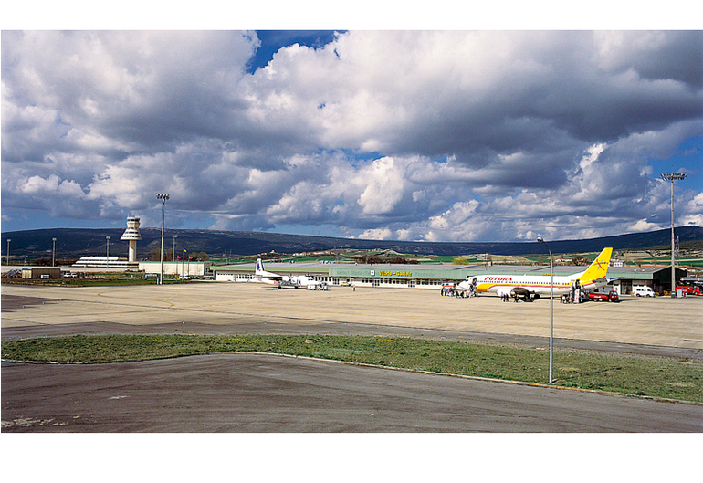 Aeropuerto de Vitoria-Foronda