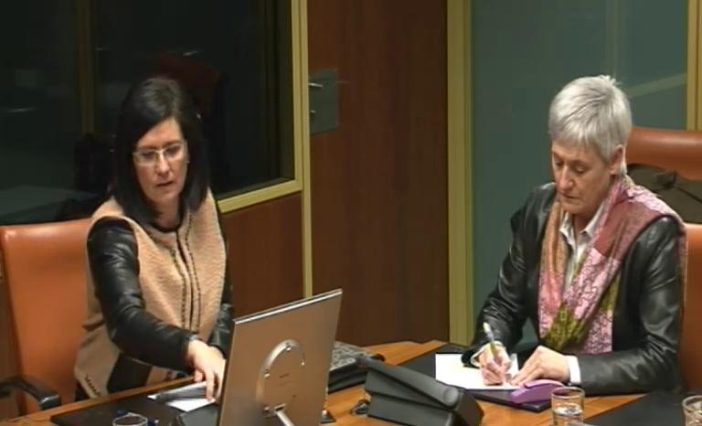 Comisión de Derechos Humanos, Igualdad y Participación Ciudadana (24/3/2014) [46:43]
