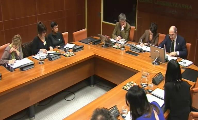 Comisión de Derechos Humanos, Igualdad y Participación Ciudadana (24/3/2014) [61:09]