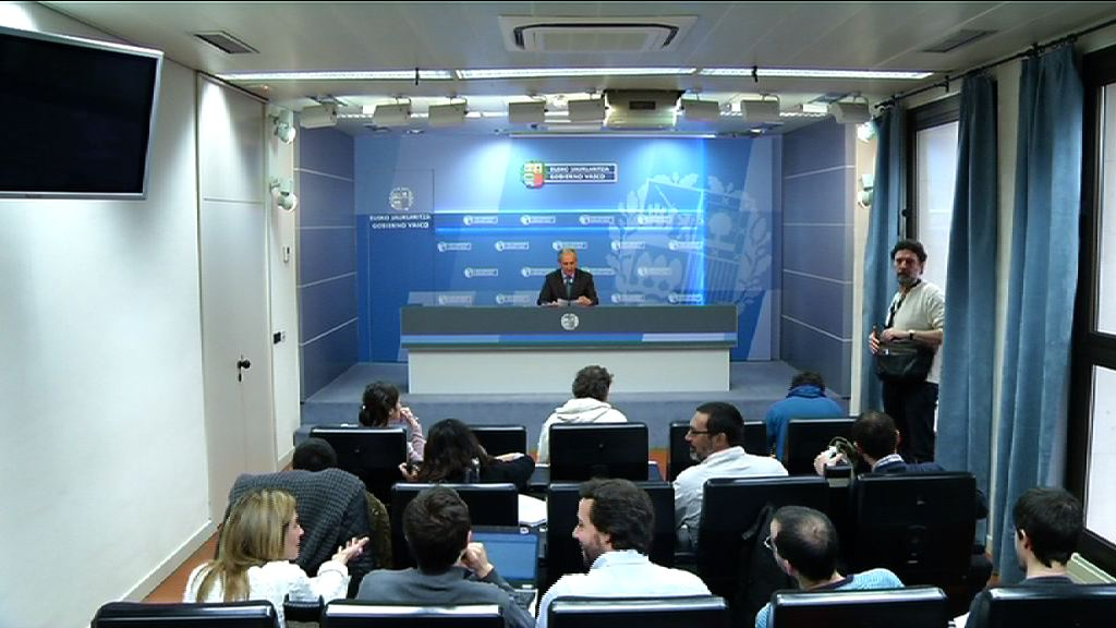 El Gobierno vasco destinará 3,2 millones de euros para las becas Global Training [33:14]