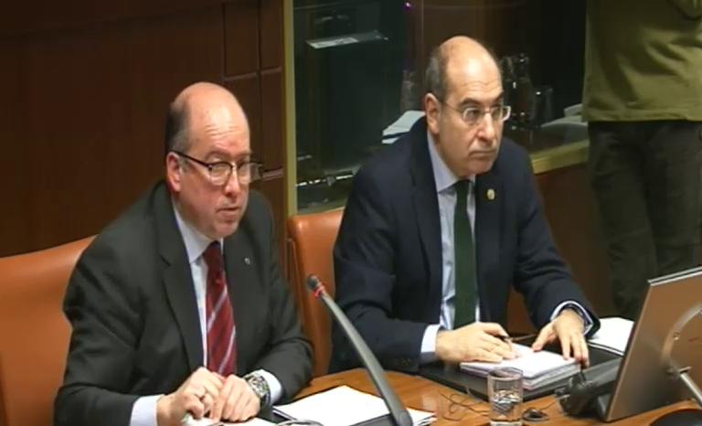 Comparecencia del consejero de Salud en el Parlamento sobre el caso de la niña fallecida de Treviño [4:24]