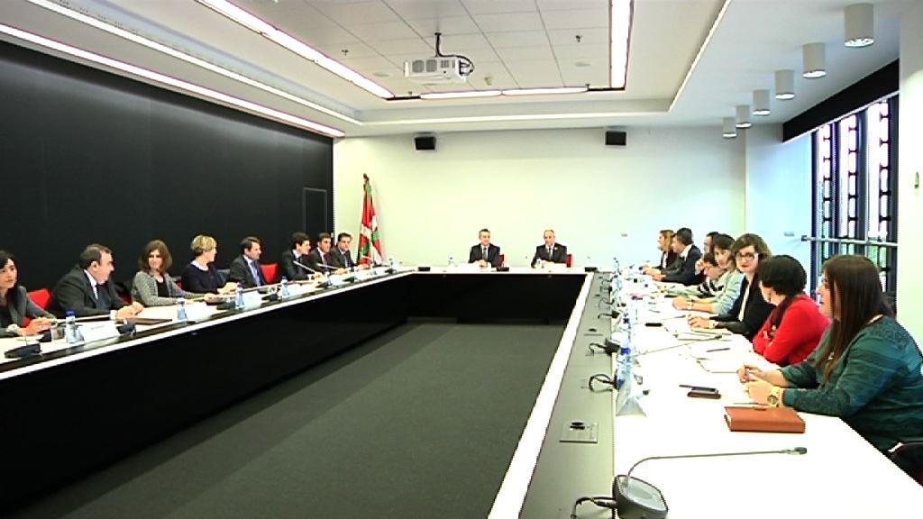 Jaurlaritzak koordinatuko du Euskadiko Udal Legea landuko duen taldea [22:25]
