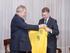 El Lehendakari recibe al expresidente de Brasil, Lula Da Silva