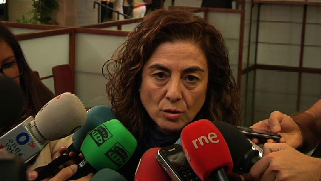 Cristina Uriartek PISA txostenaren emaitzen balorazioa egin du [6:40]