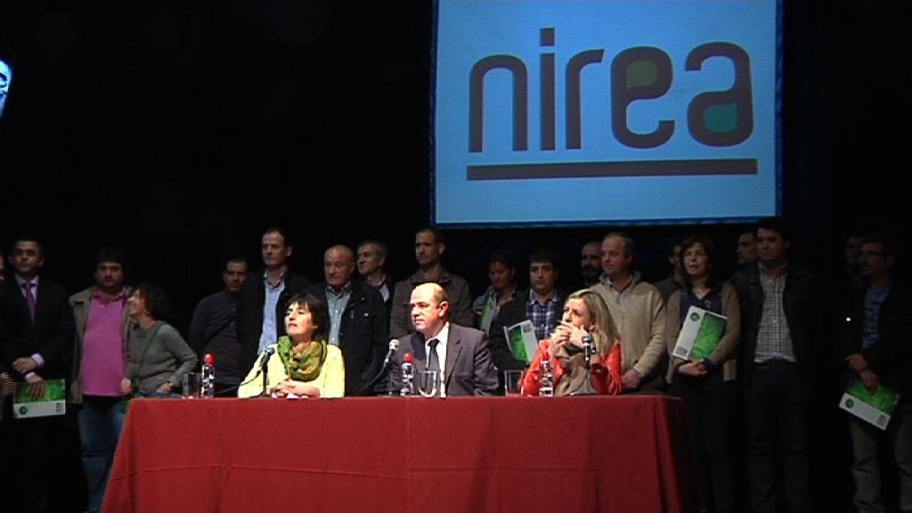 Se ha presentado el acuerdo NIREA: Iniciativa para la reactivación económica del sector primario y revitalización del medio rural [6:56]