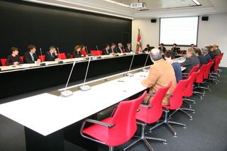 Consejo seguridad euskadi