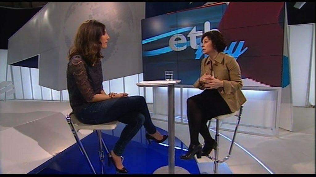 Marian Elorza detalla en ETB 1 la Estrategia Marco de Internacionalización 2020 [29:00]