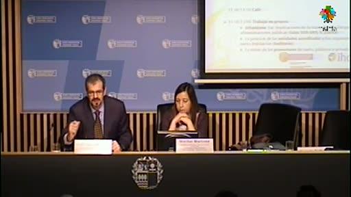 Avances en la elaboración de la nueva Ley de prevención y corrección de la contaminación del suelo [68:54]