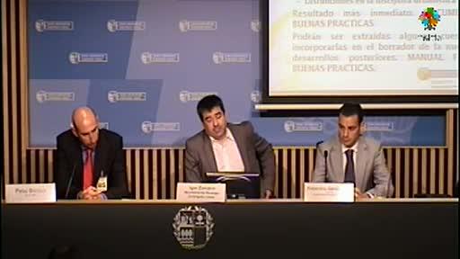 Avances en la elaboración de la nueva Ley de prevención y corrección de la contaminación del suelo [34:13]