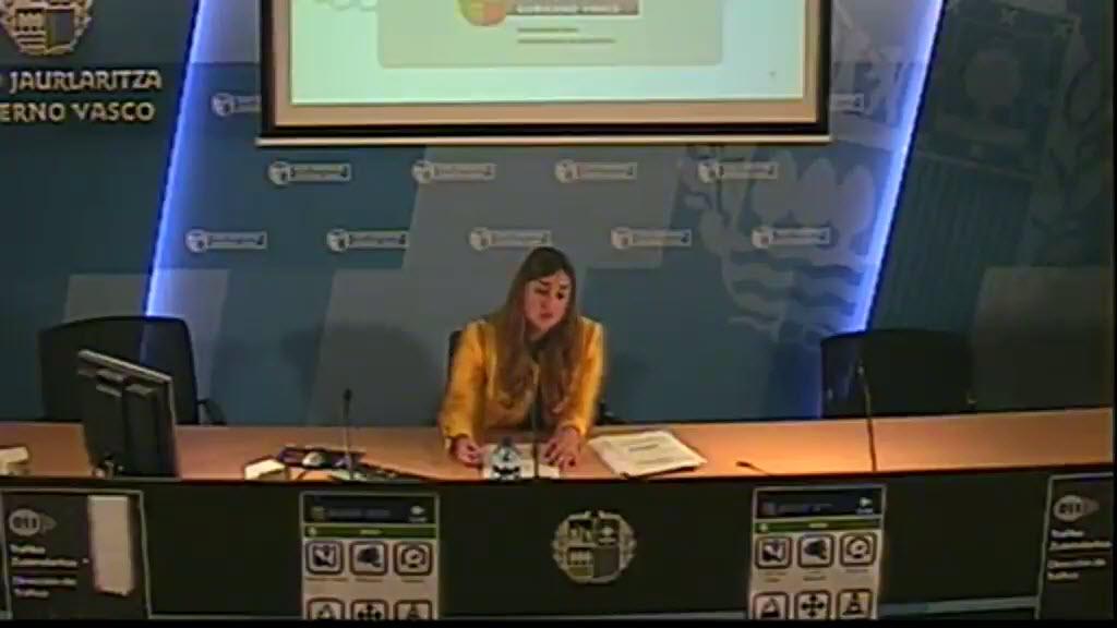 La Dirección de Tráfico presenta una nueva App que informará sobre incidencias en las carreteras vascas [14:39]