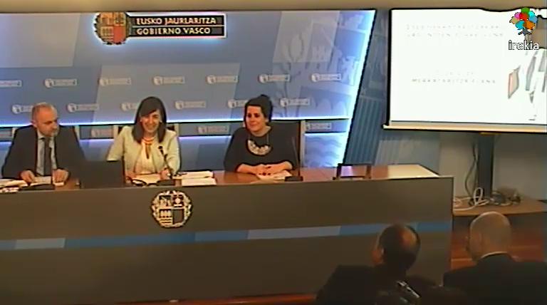 Presentación de las ayudas al Comercio 2014/ Plan de Comercio 2014-2016 [43:00]