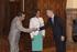 El lehendakari recibe a la embajadora de Nicaragua