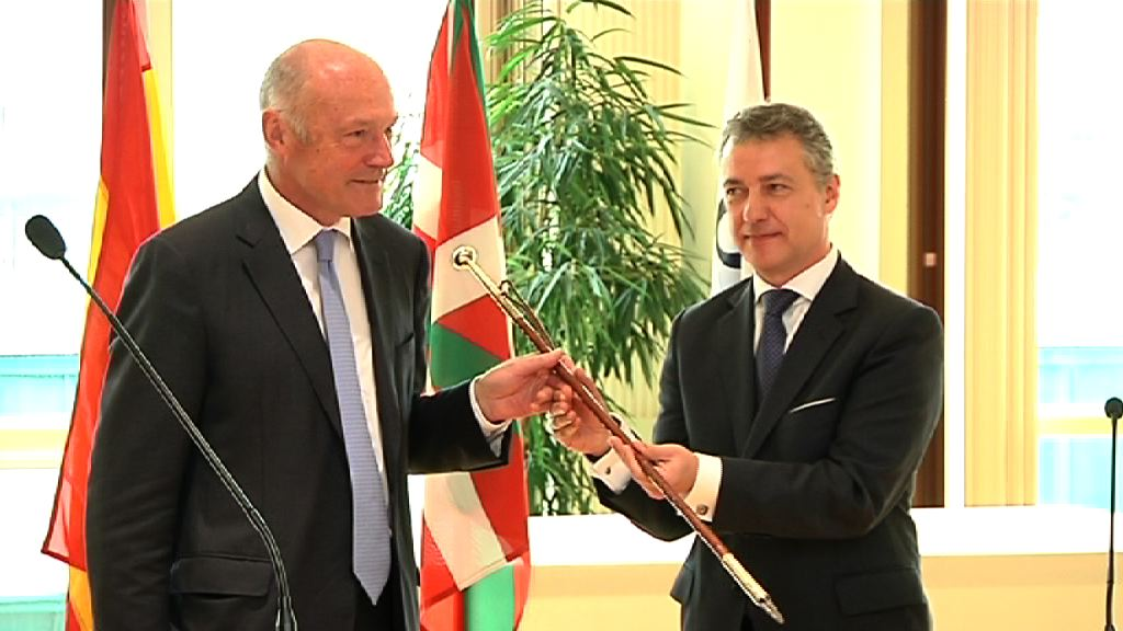 The Basque Government and the Aquitaine Regional Council ratify their commitment to the Euro-region at the Bordeaux summit [8:04]