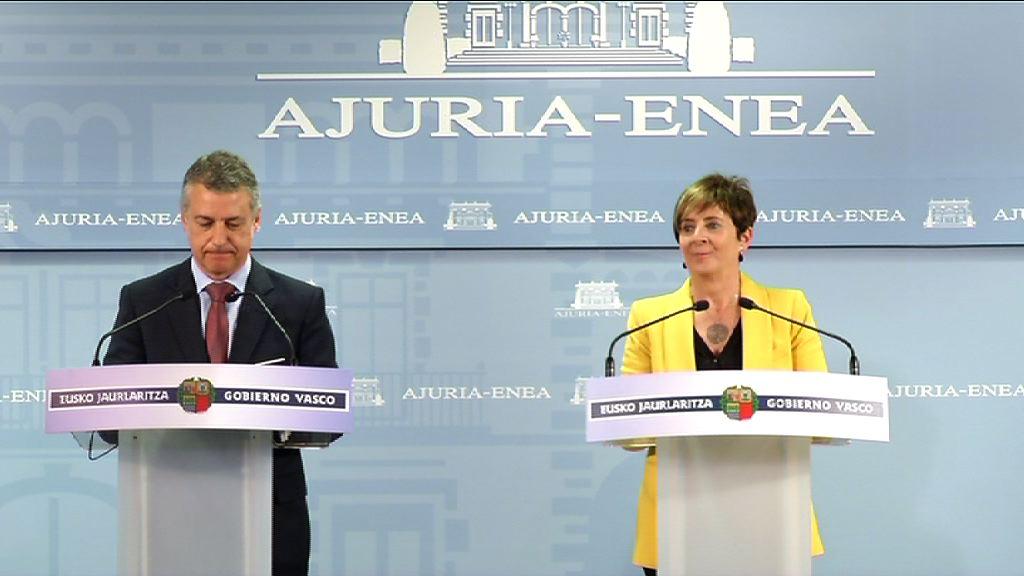 El Gobierno vasco aprueba un Plan de Industrialización para fortalecer la competitividad de la empresa basada en una industria avanzada [68:24]