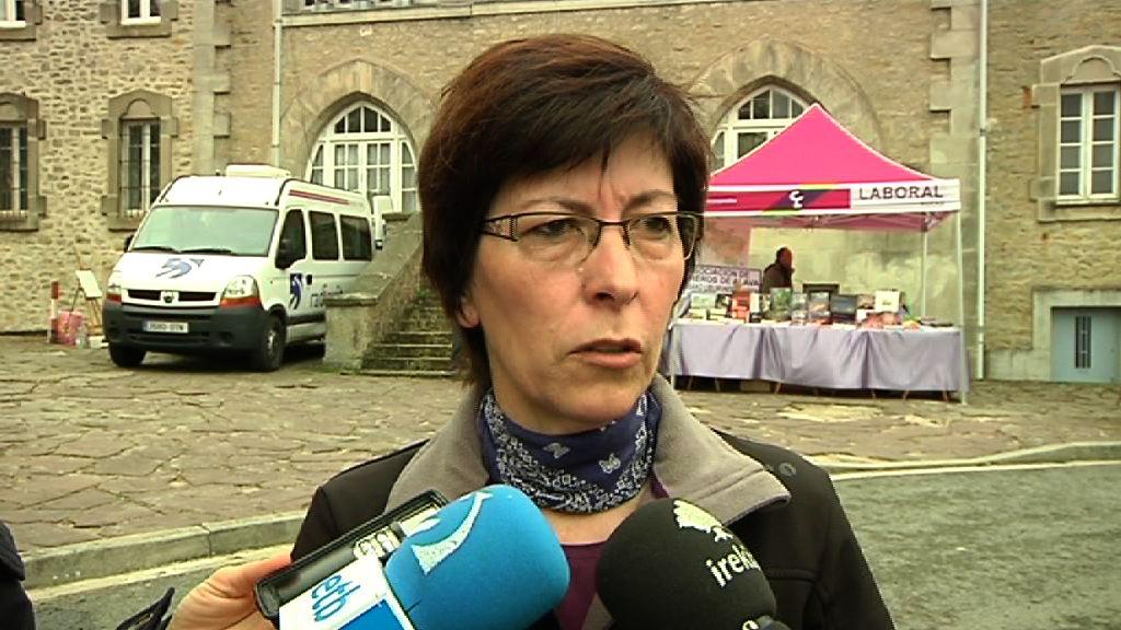 El Gobierno Vasco condena el ataque de esta madrugada a varias sucursales bancarias [1:43]