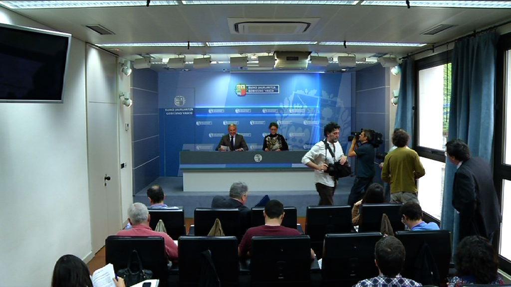 """El Gobierno Vasco aprueba el Proyecto de Ley de """"Prevención y Corrección de la Contaminación del Suelo"""" [48:27]"""