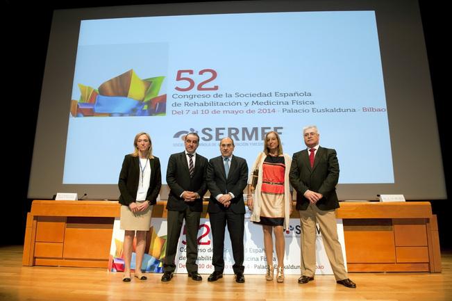Darpón inaugura el Congreso de Rehabilitación y Medicina Física