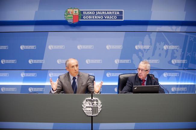 En 2013 hubo 14 homicidios en Euskadi, un 17,65% menos que el año anterior, según datos del Instituto Vasco de Medicina Legal