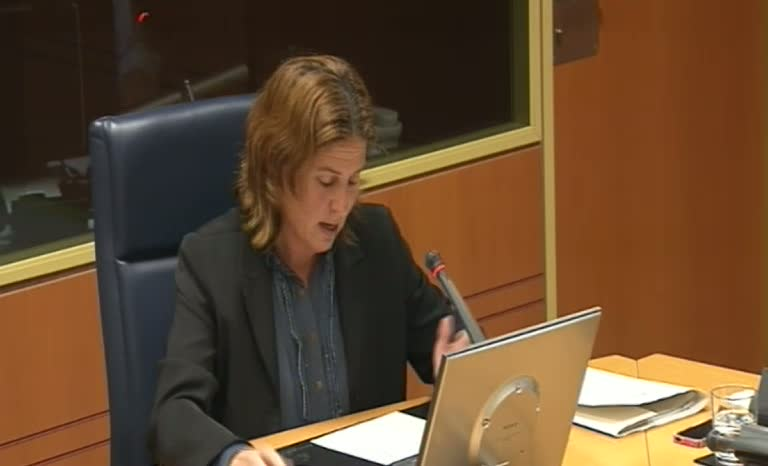 Iriarte plantea una ampliación de plazo para que los municipios adecúen sus planes generales y normas subsidiarias de suelos no urbanizables a la ley 2/2006 de Suelo y Urbanismo [53:57]
