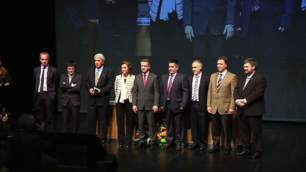El lehendakari inaugura el Congreso Internacional de Formación Profesional [27:24]