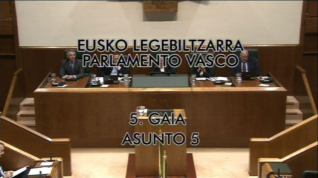 Pregunta, Gorka Maneiro, grupo Mixto-UPyD, actitud del alcalde de Sestao con los inmigrantes [9:07]