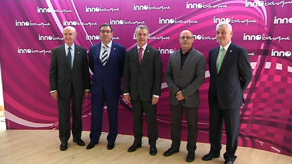 El lehendakari aboga por la colaboración público-privada para desarrollar proyectos tecnológicos tractores en Euskadi [4:29]