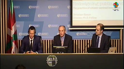 """El Gobierno vasco informará y responderá a las consultas de la ciudadanía a través del """"Whatsapp""""  [71:09]"""