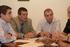 Responsables de la Ertzaintza se han reunido con el Ayuntamiento de Lemoiz para incidir en las medidas de seguridad necesarias para el municipio