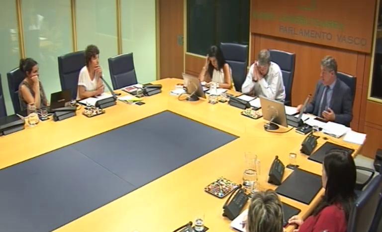 Comisión de Cultura, Euskera, Juventud y Deporte (23/6/2014) [62:08]