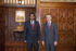 El Lehendakari recibe al Embajador de Senegal
