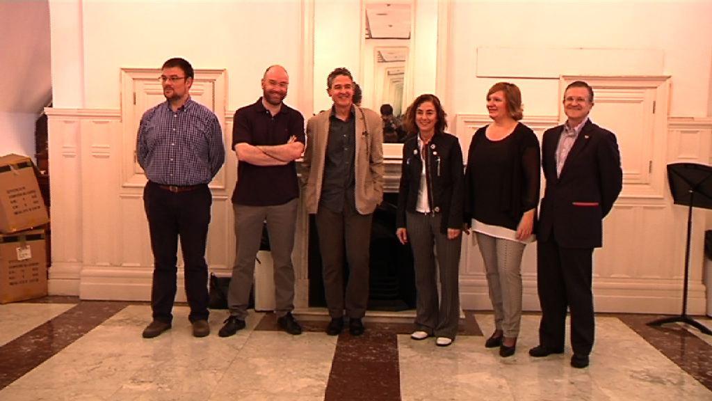 """Uriartek """"Euskal zinema: zinemagileen hiru belaunaldi"""" kongresuaren irekiera ekitaldian parte hartuko du [3:43]"""