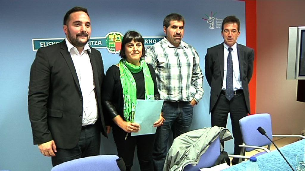 Euskal Herriko Herri Kirol Federazioa, nazioarte mailan aitortua [12:21]