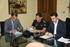 La Ertzaintza y las Policías Locales de la Margen Izquierda incrementarán su coordinación para ofrecer una mejor respuesta ante el delito