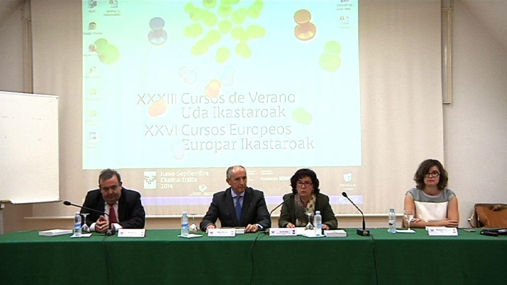 """El Gobierno vasco """"estudiará y analizará la situación de las vacaciones fiscales en el próximo Consejo de Gobierno"""" [15:39]"""