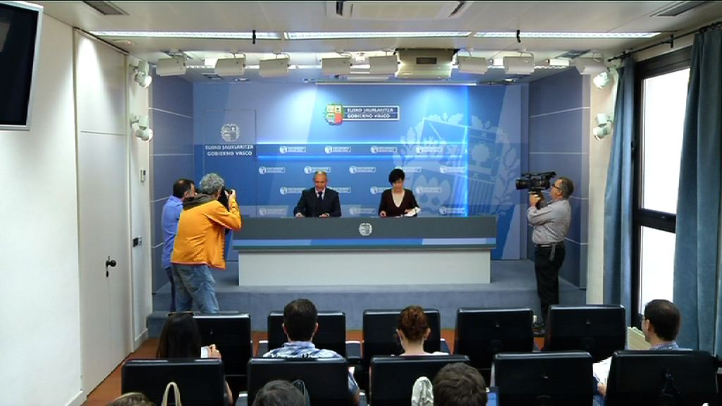 El Gobierno Vasco aprueba el Plan de Seguridad Pública de Euskadi  [70:09]