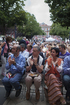 El Lehendakari asiste a la clausura del Festival Internacional de Folklore de Portugalete
