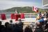 Semana Vasca en la estación ballenera de Red Bay, Canadá