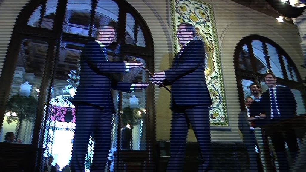 El lehendakari asiste a la recepción en honor a San Ignacio organizada por la Diputación Foral de Bizkaia [2:37]