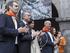 El lehendakari asiste a los actos por la festividad de San Ignacio en Azpeitia