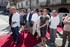 Eusko Jaurlaritza Elkanoren iritsieraren errepresentazioan izan da